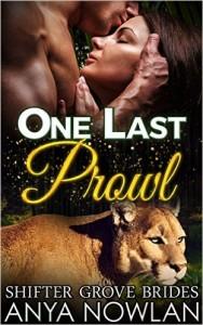 ONe last prowl
