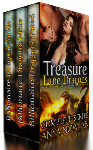 Treasure Lane Dragons