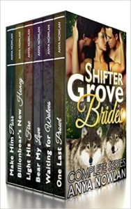 Shifter Groves Brides
