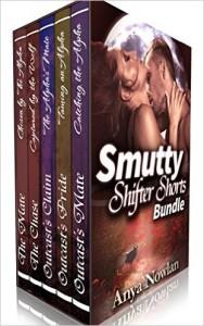 Smutty Shifter Shorts