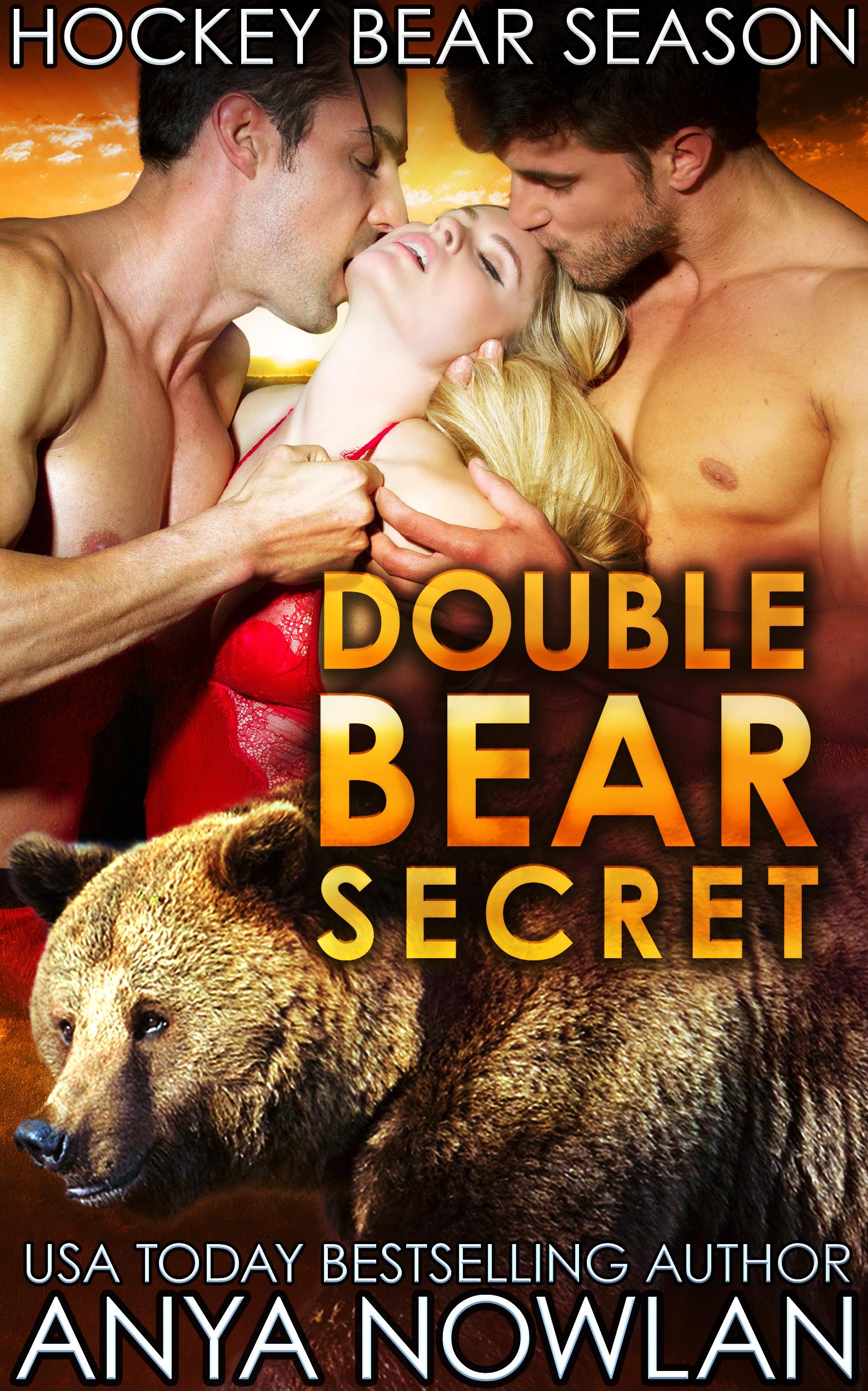 Double secret author anus